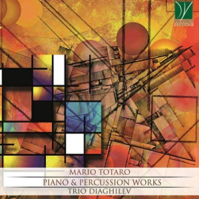 Mario Totaro - Piano and Percussion Works