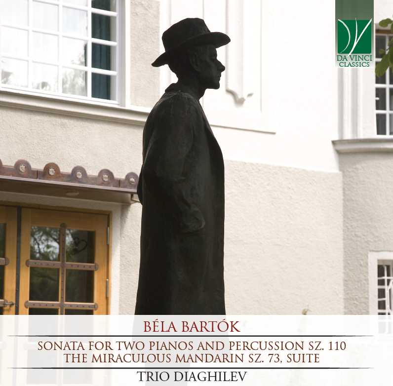 Béla Bartók - Trio Diaghilev